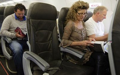 What Your Airline Seat Preference Says About You
