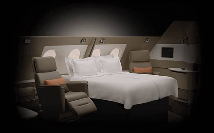 Singapore Airlines Has Unveiled Their New A380