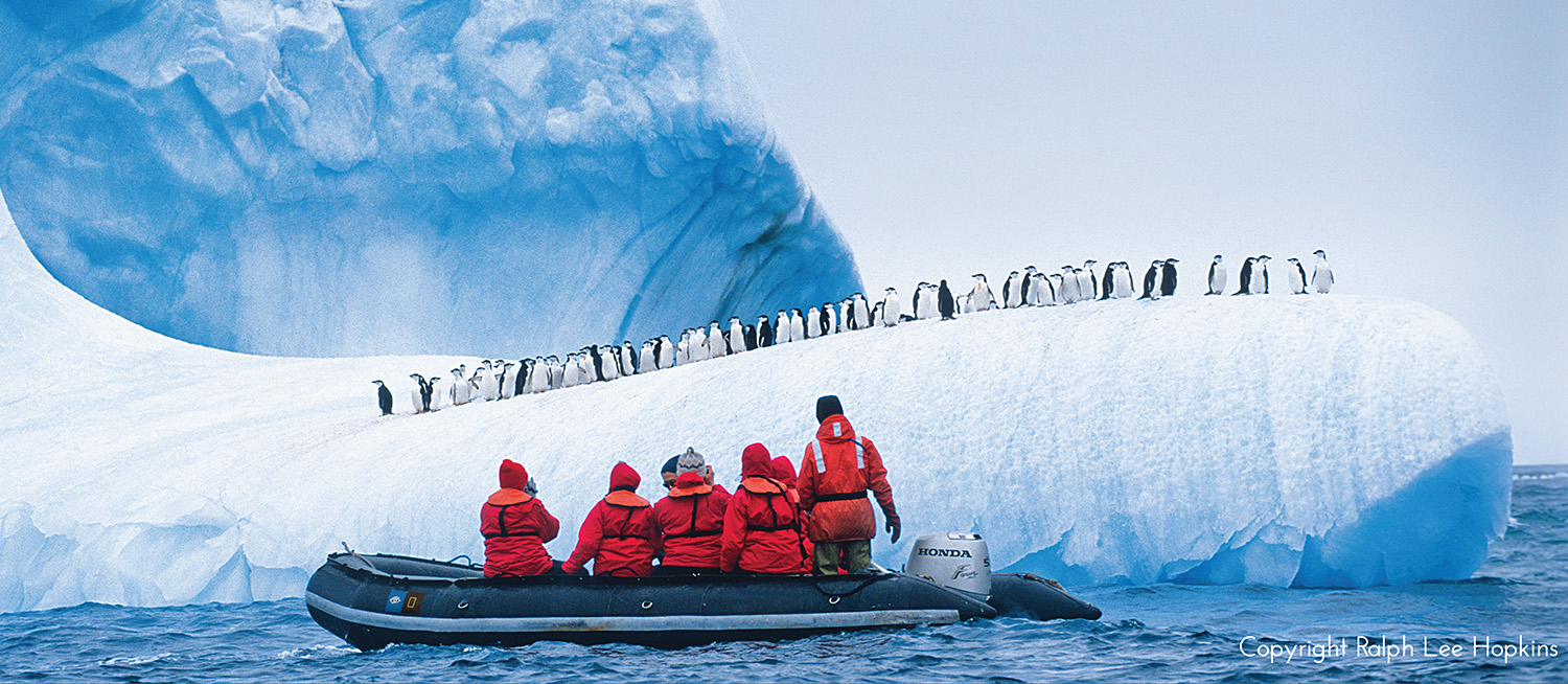 Guests exploring Antartica and Penguins for website 1500px wide