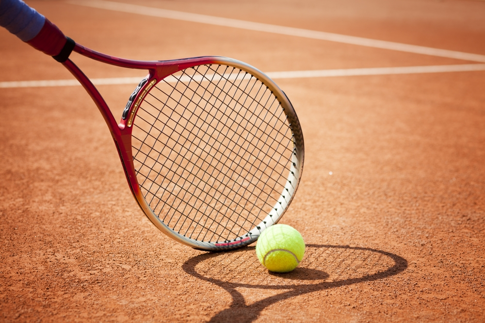 Tennis is a relaxing sport on any luxury holiday.