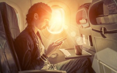 4 must-have essentials for a long-haul flight