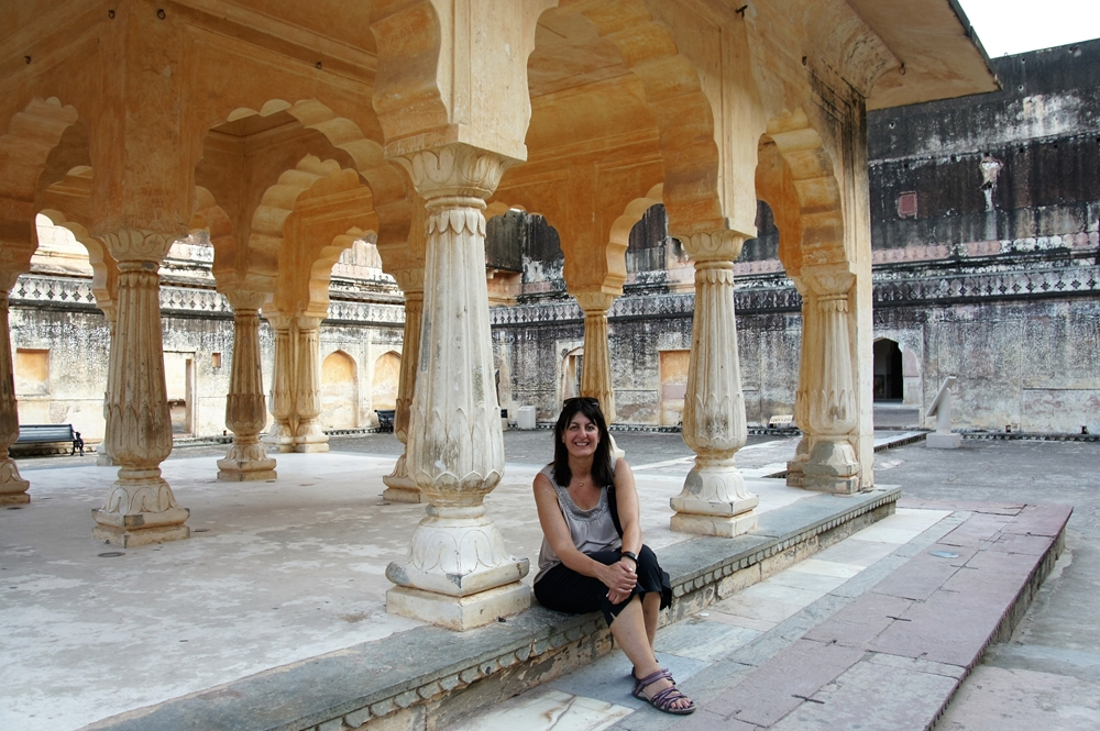 Exploring the colours and sights of India with Nikki Diamond