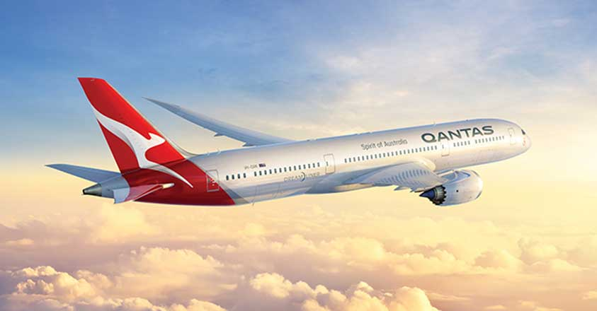 Qantas Puts the New Kangaroo Route On Sale
