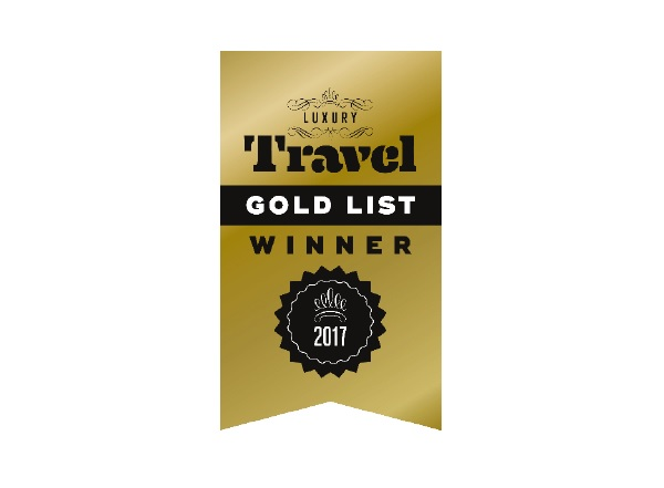 FBI TRAVEL HAS WON the Luxury Travel Magazine's 2017 Gold List Awards