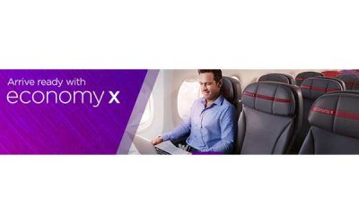 Complimentary Virgin Australia Lounge Access when you try Economy X for eligible Frequent Flyers*
