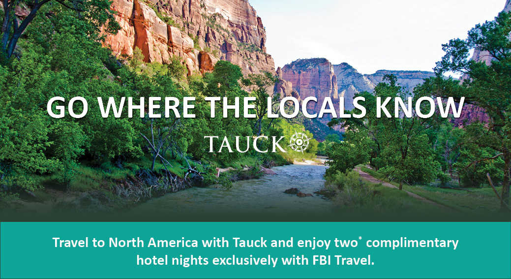 Travel to North America with Tauck