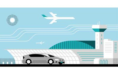 uberX pickups have landed at Melbourne Tullamarine Airport