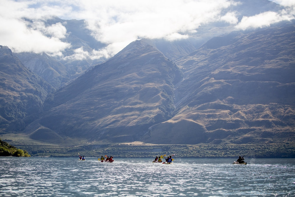 Finding tranquility in the South Island of New Zealand