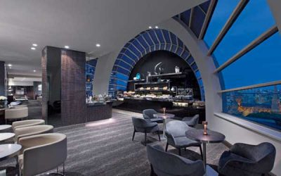 The Best Hotel Club Lounges in Australia 2018