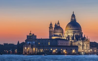 Explore the past and present of northern Italy.
