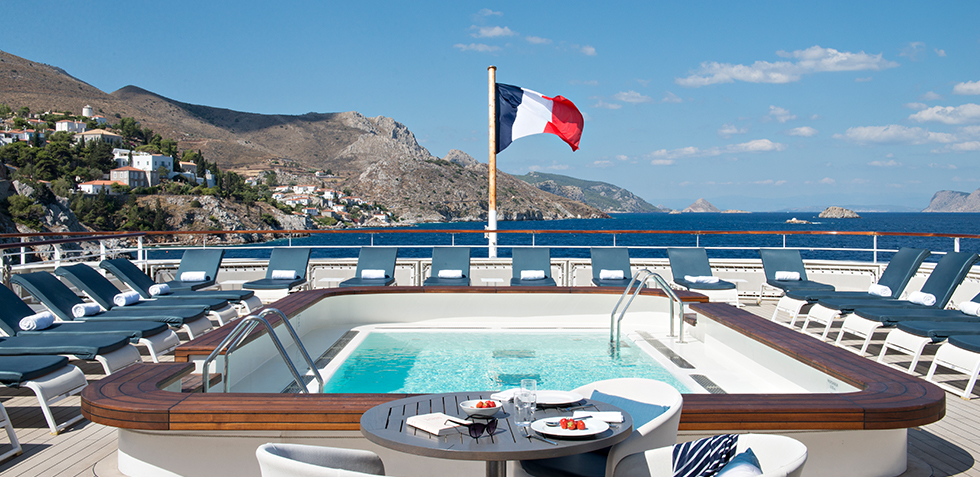 Sailing the Mediterranean with PONANT