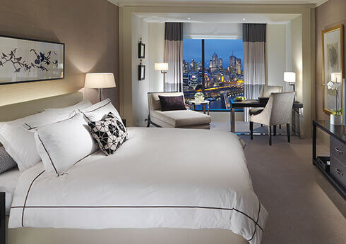 Escape to the city – Crown Towers Melbourne