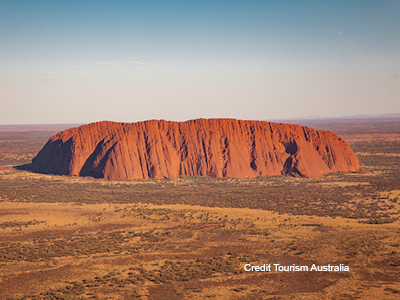FBI Travel | Uluru