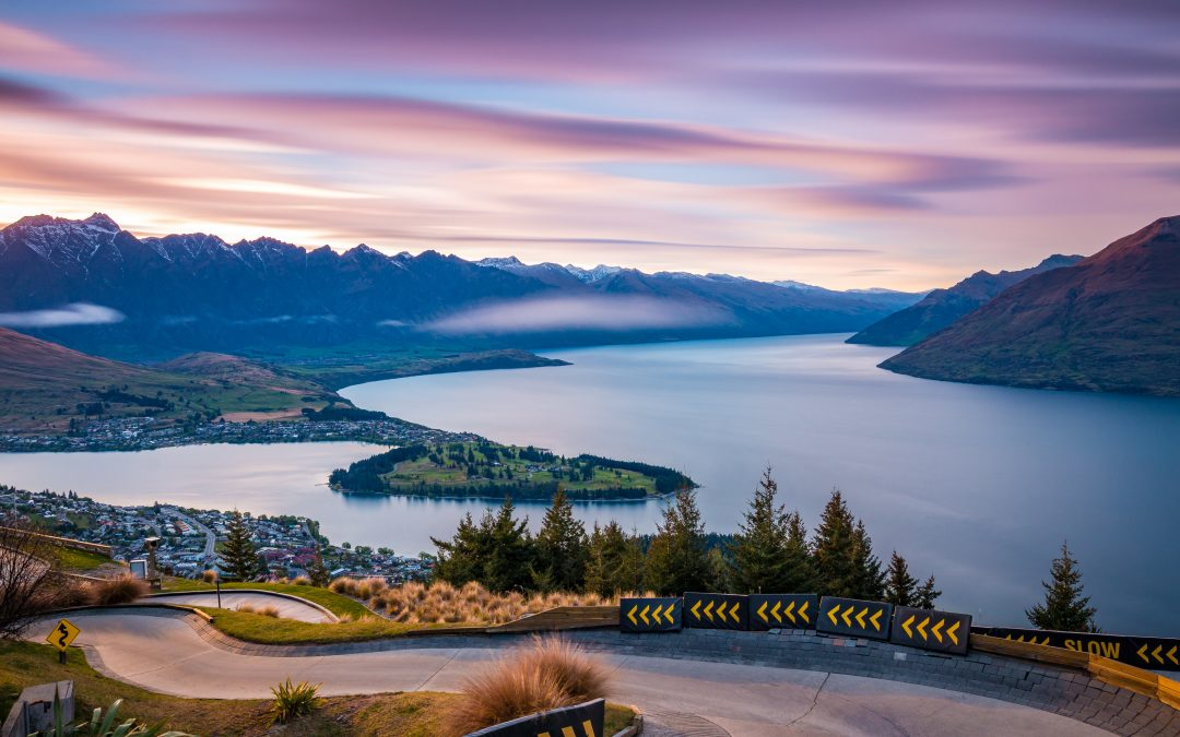Discover our top 8 places to visit in New Zealand